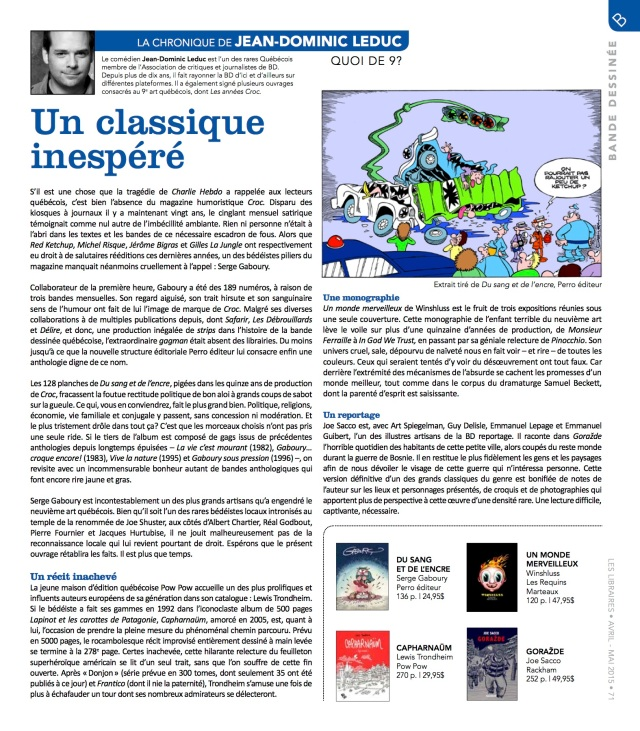 Libraire avril 15 - copie